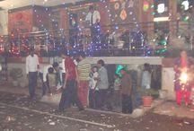 Diwali2015 @ #hotelakshaya / Hotel Akshaya in Vizag, Andhra Pradesh #hotelakshaya #Diwali2015