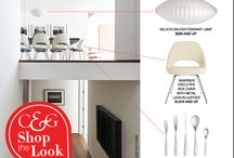 Shop The Look / We are delighted to announce a new partnership between Cottages and Gardens and Design Within Reach for C&G Shop the Look™. Readers will be able to shop the pages of C&G magazine and recreate the look with pieces from the Design Within Reach collection.