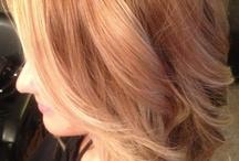 Frisyrer och hårfärger