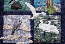 Birds - Ibis Spoonbills