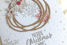 2018 Stampin Up Christmas