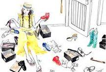 fashion いらすと