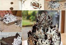 Ozdabianie ciast i tortów