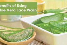 Aloe Vera Face Wash Offers Benefits Galore