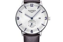 GUANQIN Man Simple Business Watch