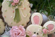 Decorated Cookies by Teri Pringle Wood