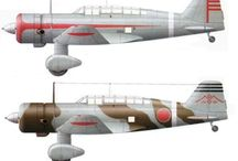 Japan WWII airplanes