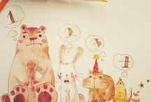 Illustration - Animaux