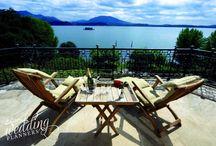 Villa overlooking Lake Maggiore