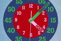 Aprender la Hora / Ideas para trabajar y aprender la hora en el aula