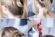 cute hairstyle ^^