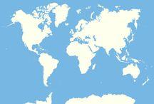 Destinazioni / Tutto il mondo raccolto nella sezione del sito Lonely Planet