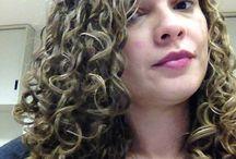 Curly hair / Curly hair