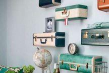 DIY - ideeën, huis deco ...