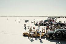 Speed Week | Bonneville Salt Flats / by John Beck McConnico