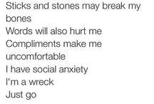 sociial anxiety