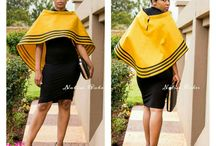 Traditional Xhosa Wear