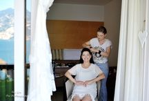 Garda Lake and  Como Lake make up artist and hairdresser in Italy / our  make up and hair for weddings  in Garda lake, Como Lake in Italy