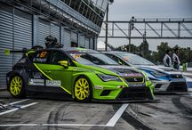 SEAT Leon Eurocup 2015. Monza