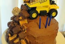 Harry Birthday cake
