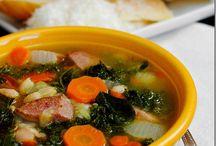 Soups / by Missy Rubin