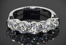 Diamond wedding rings for women / A Beatiful collection of diamond wedding rings for women