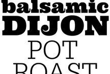 Potroast Recipes