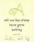 Scripture / by Peter 'n' Susie Neale
