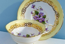 cups with other flowers