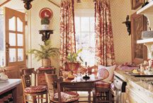Home Decor:  Charles Faudree