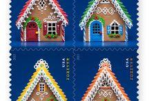 Gingerbread houses / Xmas baking
