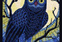 Mozaika / Mozaika sa skladá z malých kusov
