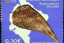 Montenegro - Crna Gora Stamps