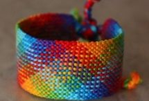 frienship bracelets & macrame / patern and more