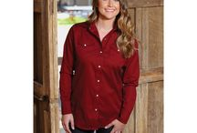 Schaefer Ladies Shirts and Jeans