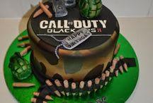 fegyveres torták