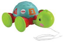 """Edukacyjne zabawki Fisher Price / Zabawki Fisher Price bawią i uczą. Są dobrej jakości i polecane przez rodziców na całym świecie. To również najlepszy prezent dla dziecka na """"roczek""""."""