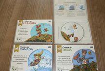 DVDs / Duplicación de DVD con caja y libreto impreso de alta calidad.