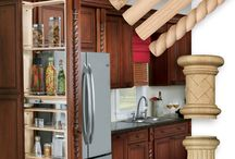 Cabinetry, Furniture, Decorative Trims & Components