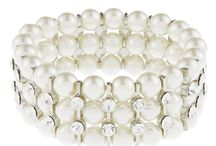 Pretty Pearls / Understated and elegant pearls are a classic choice for your wedding day