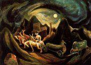 Jackson Pollock / Rolando y Nuñez