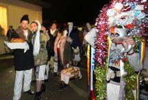 Street mask celebration Luncavita MOSOAIELE
