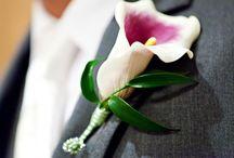 Wedding- Buttonhole / Buttonhole inspiration