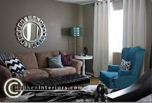 Master Bedroom / The one room in the house that should be the most romantic :)