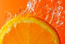 Warm Orange / Courage, Confidence, Friendliness, Success, Ignorance, Sluggishness