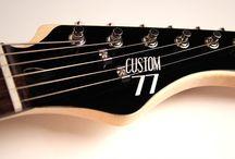 Custom 77 Guitars