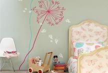Girl Room Ideas / by Danielle Johnson