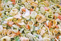 Tortellini Salat / Salat