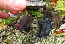 Miniature & Fairy Garden Crafts & DIY / All about creating handmade items, customizing accessories, building a miniature garden and growing in the miniature or fairy garden and more.