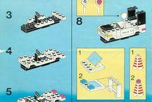 Istruzioni lego